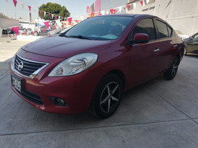 Nissan Versa 1.6 Exclusive At 2013 Garantia Credito Agencia