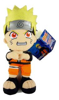 Naruto 35 Cms Peluche Pieza Única Anime Ninja