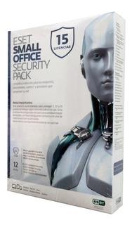 Antivirus Eset Office Security 15 Pc 1 Servidor