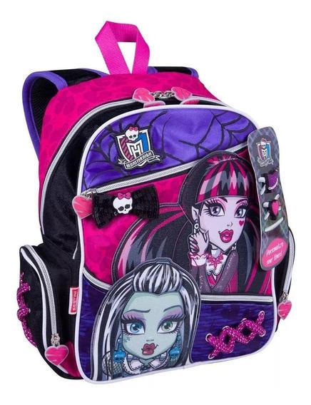 Mochila Escolar Sestini Monster High 63594 - Shop Tendtudo