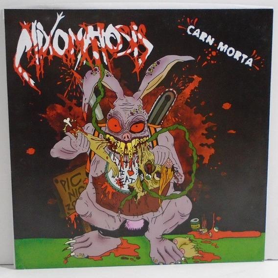 Flesh Grinder / Mixomatosis 2006 Carne Morta Compacto