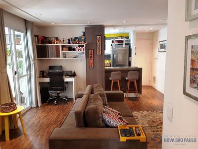 Apartamento 2 Dormitórios (1suíte) 1 Vaga - Metrô Saúde - Bi23313