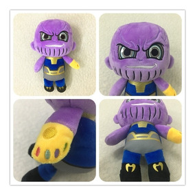 Pelúcia Thanos - 20 Cm - Os Vingadores