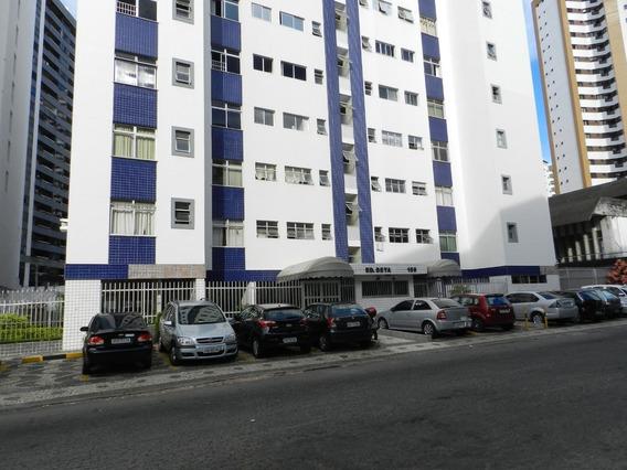 Apartamento De 2 Quartos A Venda No Chame-chame