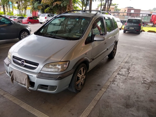 Chevrolet Zafira 2006 2.0 Elite Flex Power Aut. 5p