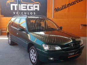 Peugeot 306 1.8 Soleil Break 16v Gasolina 4p Manual