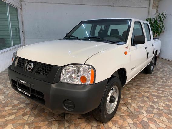 Nissan Np300 Doble Cabina Preciosa Muy Buenas Condiciones