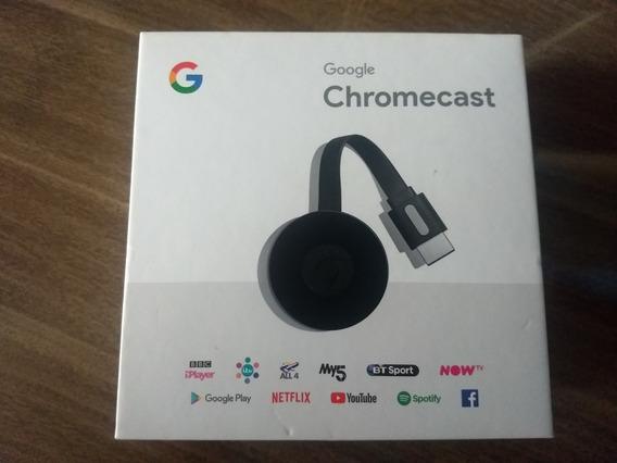 Chrome Cast 2 Original Perfeito Estado