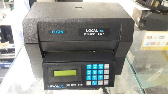 Impressora De Cheques Elgin