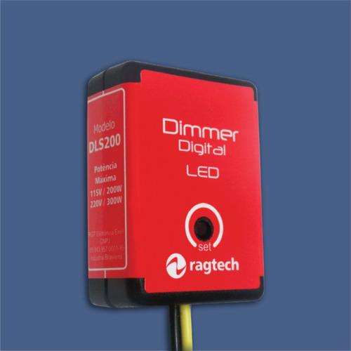 Dimmer Dls200 Digital Led 200wx127v/300wx220v