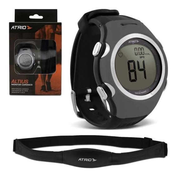 Relógio Monitor Cardíaco Calorias Multilaser Altius - Atrio
