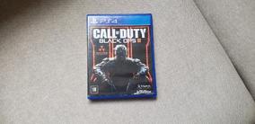Jogo Call Of Duty Black Ops Iii 3 Ps4 Mídia Física Original