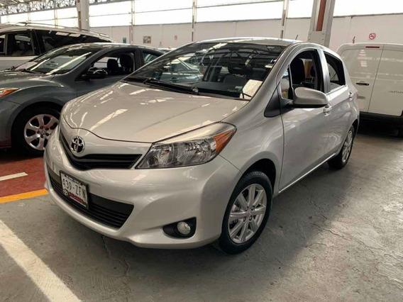 Toyota Yaris 1.5 Hb Premium Aut Ac 2014