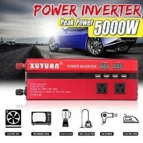 Inversor Xuyuan Red Pico 5000w 12v 110v 60hz Solar Pe