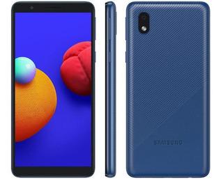 Samsung Galaxy A01 Core 32gb Tela 5.3 Azul