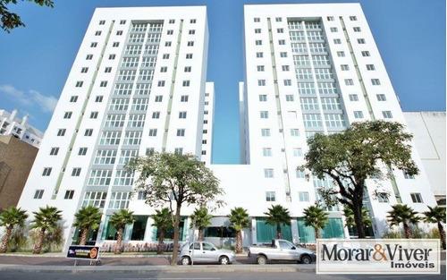 Imagem 1 de 15 de Apartamento Para Venda Em Curitiba, Boa Vista, 2 Dormitórios, 1 Banheiro, 1 Vaga - Ctba9920_1-1224989