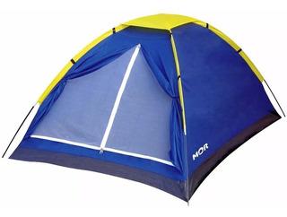 Barraca Camping Iglu - 2 Pessoas - Mor