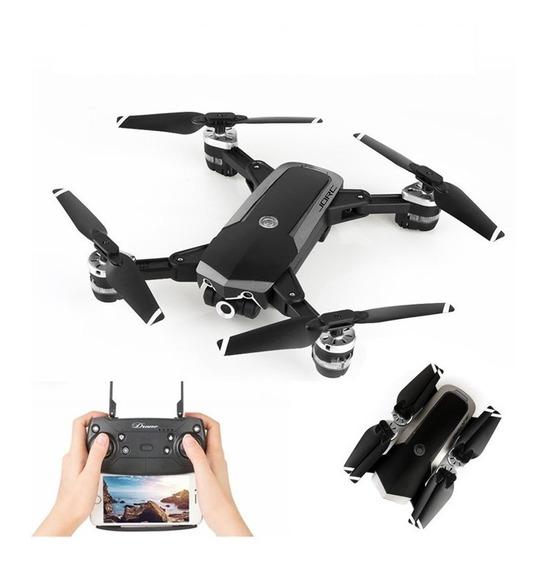 Drone Jd20s Câm Hd 2mp Fpv 2 Baterias 18 Min Voo Igual Mavic