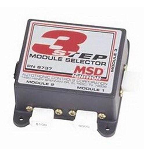 Msd 8737 Selector Módulo Paso Multi