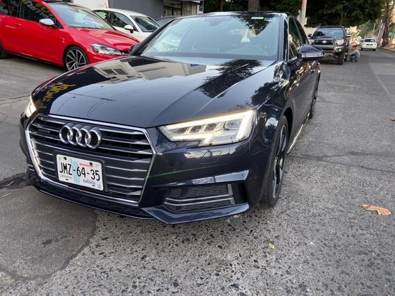 Audi A4 Sline 2017