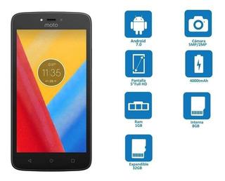 Telefono Smartphone Motorola Moto E5 Play Nuevo Original