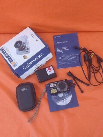 Câmera Cyber-shot 8.1