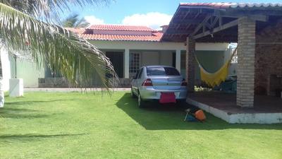 Aluga-se Casa De Praia Em Uruau -beberibe - Ce
