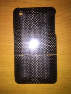 Cover Para iPhone 3g Y 3gs En Fibra De Carbono.