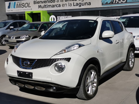 Nissan Juke Advance Cvt, 2012 Color Blanco