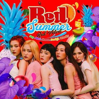 Red Velvet Red Summer Album Joy Yeri Irene Seulgi Wendy Kpop