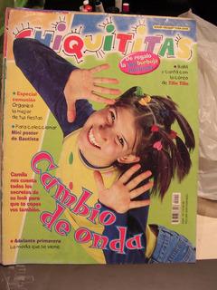 Revistas Chiquititas 1997 A 2001 Zona Caballito
