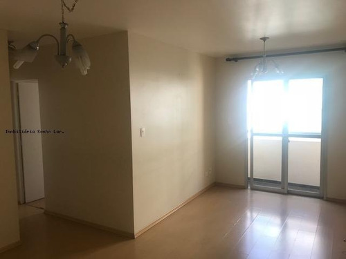 Apartamento Para Venda Em Osasco, Continental, 2 Dormitórios, 1 Banheiro, 1 Vaga - 8184_2-632512