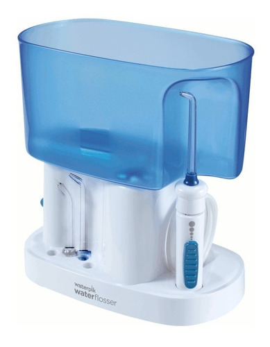 Irrigador oral Waterpik Classic branco e azul 220V