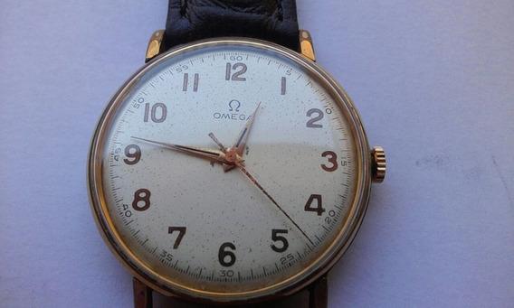 Relógio Omega Movimento A Corda Anos45 (59a )