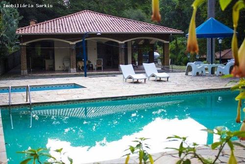 Imagem 1 de 15 de Chácara Para Venda Em Itatiba, Centro, 4 Dormitórios, 1 Suíte, 3 Banheiros - 891_2-704489