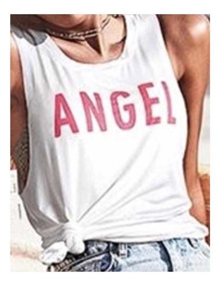 Victorias Secret Remera Ángel ! Original !!!! Talle S Y M