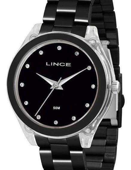 Relógio Lince Feminino Lrn4431p P1px, C/ Garantia E Nf