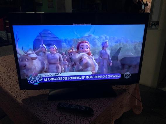 Tv Samsung Un40eh5000 - Led - Full Hd - Conversor Digital