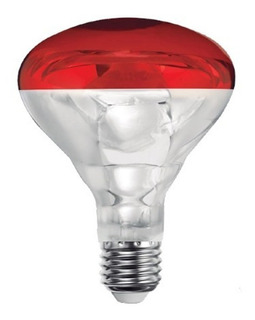 Lampara Infrarroja 250 W Base E27 Incandescente