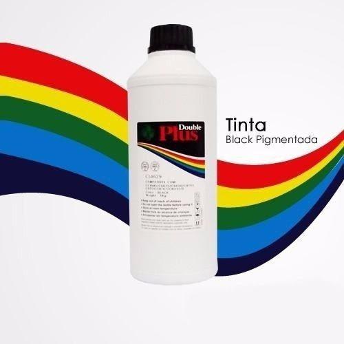 Tinta Black Pigmentada 1l Para Hp Pro X 451dw, Pro X 476dw