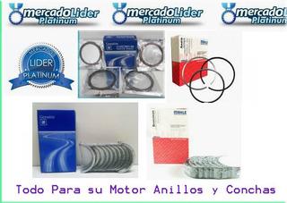 Anillos Motor Ford Fiesta Max Power Balita Move 1.6 Ka Ref30
