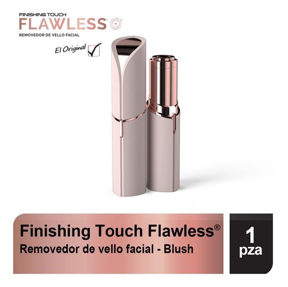 Depiladora Facial Baterías Blush Flawless Finishing Touch