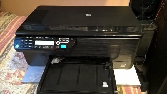 Impressora Hp Officejet 4500 Desktop - Com Defeito!