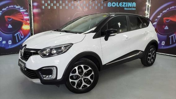 Renault - Captur 1.6 Intense Automática 2019