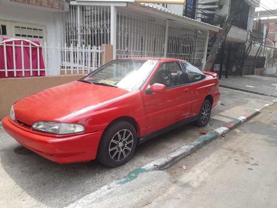 Hyundai 95 Scoupe Ls