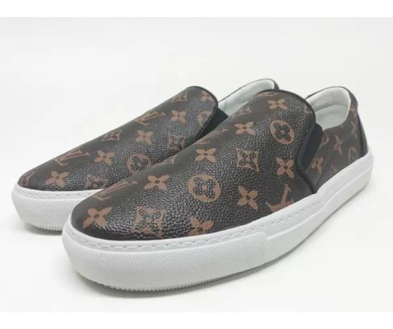 Slip On Louis Vuitton Shoes