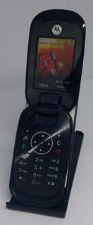 Motorola Rork U9 Preto Só Vivo Original Semi Novo