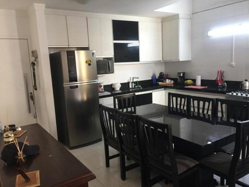 Cobertura Com 2 Dormitórios À Venda, 158 M² Por R$ 540.000 - Vila Valparaíso - Santo André/sp - Co1292
