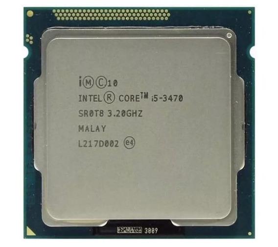 Intel I5 3470 3.2ghz 6mb 1155+pasta Envio Imediato!!!