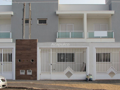 Casa Para Aluguel, 3 Quartos, 1 Vaga, Parque Universitário - Americana/sp - 10546